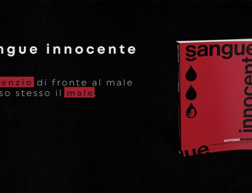 Sangue Innocente, Il nuovo Libro di Antonio Morra
